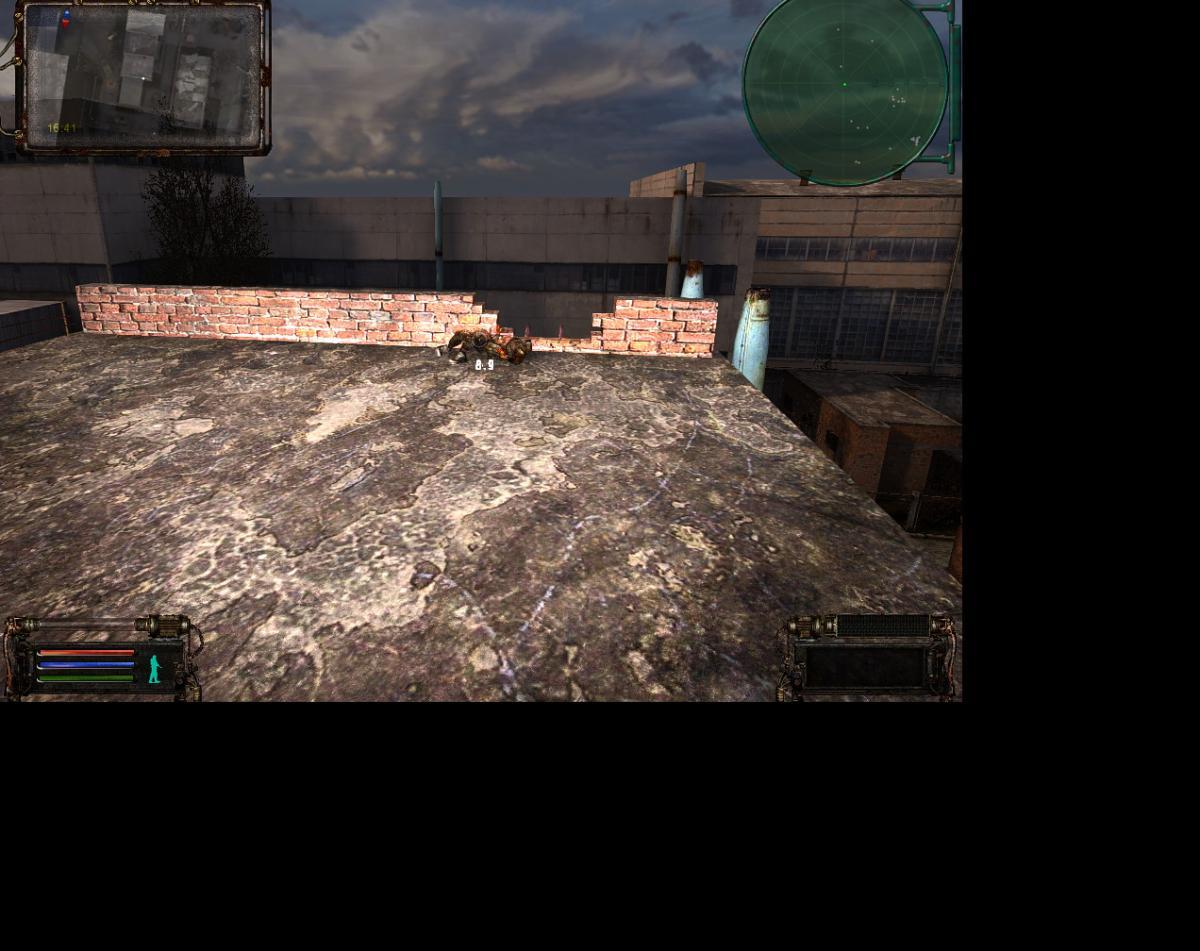 Оп-2 остаться в живых подарок на крыше