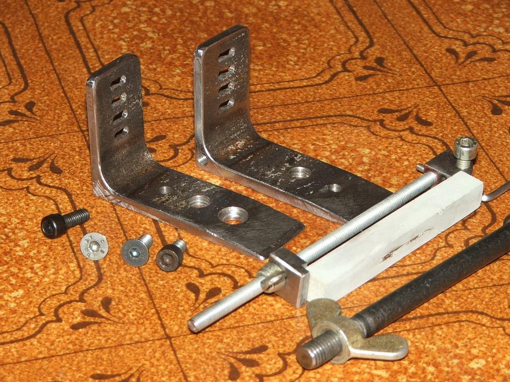 Инструменты для заточки ножей своими руками