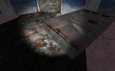 Тайник Оруженика на Юпитере. В адм. здании в сломанной аппаратуре.jpg