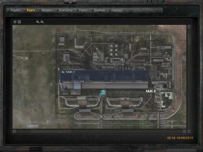 ЧАЭС-2 - ЧАЭС-1 (карта).jpg